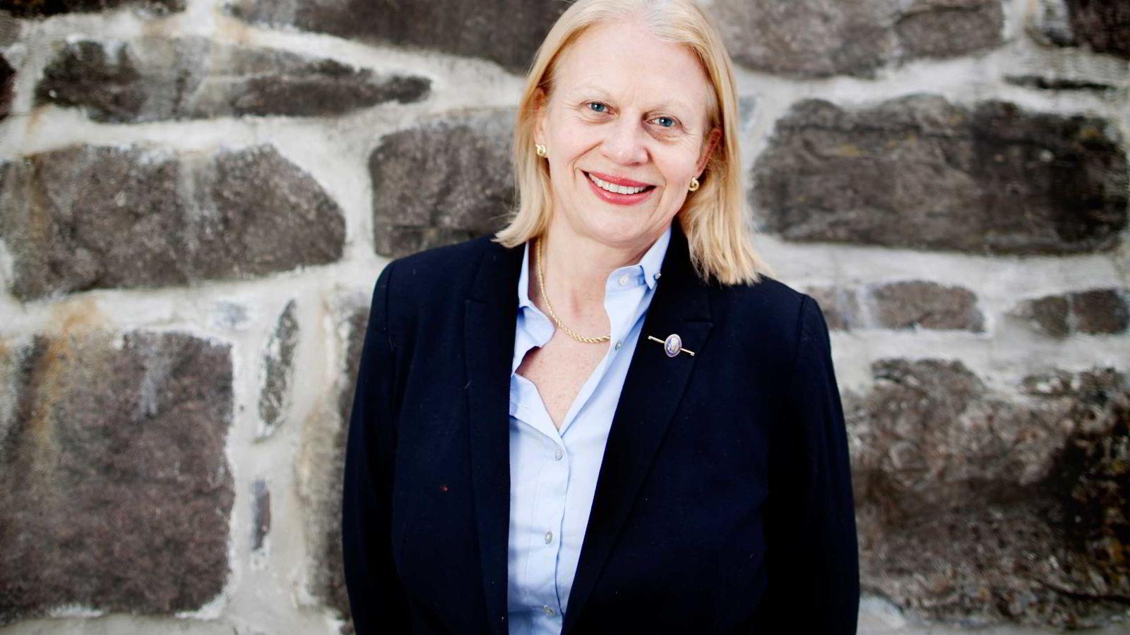 Janne Haaland Matlary er professor i statsvitenskap ved Universitetet i Oslo. Foto: Ida von Hanno Bast