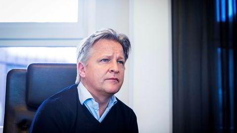 Partner og styreleder i Zynk, Claus Sonberg.