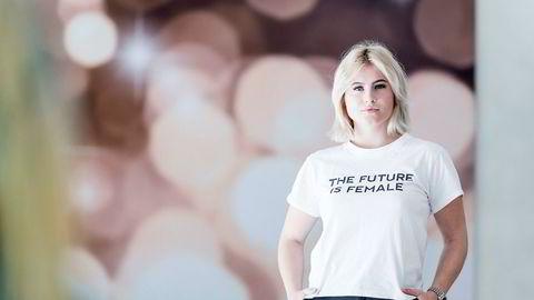 Det var i et intervju med DN at Ferd-arvingen fortalte at hun skulle begynne å jobbe i Innovasjon Norge. Foto: Gorm K. Gaare