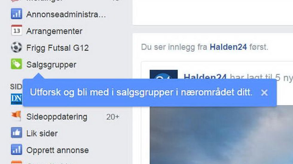 Her er Facebook-knappen Schibsted frykter.
