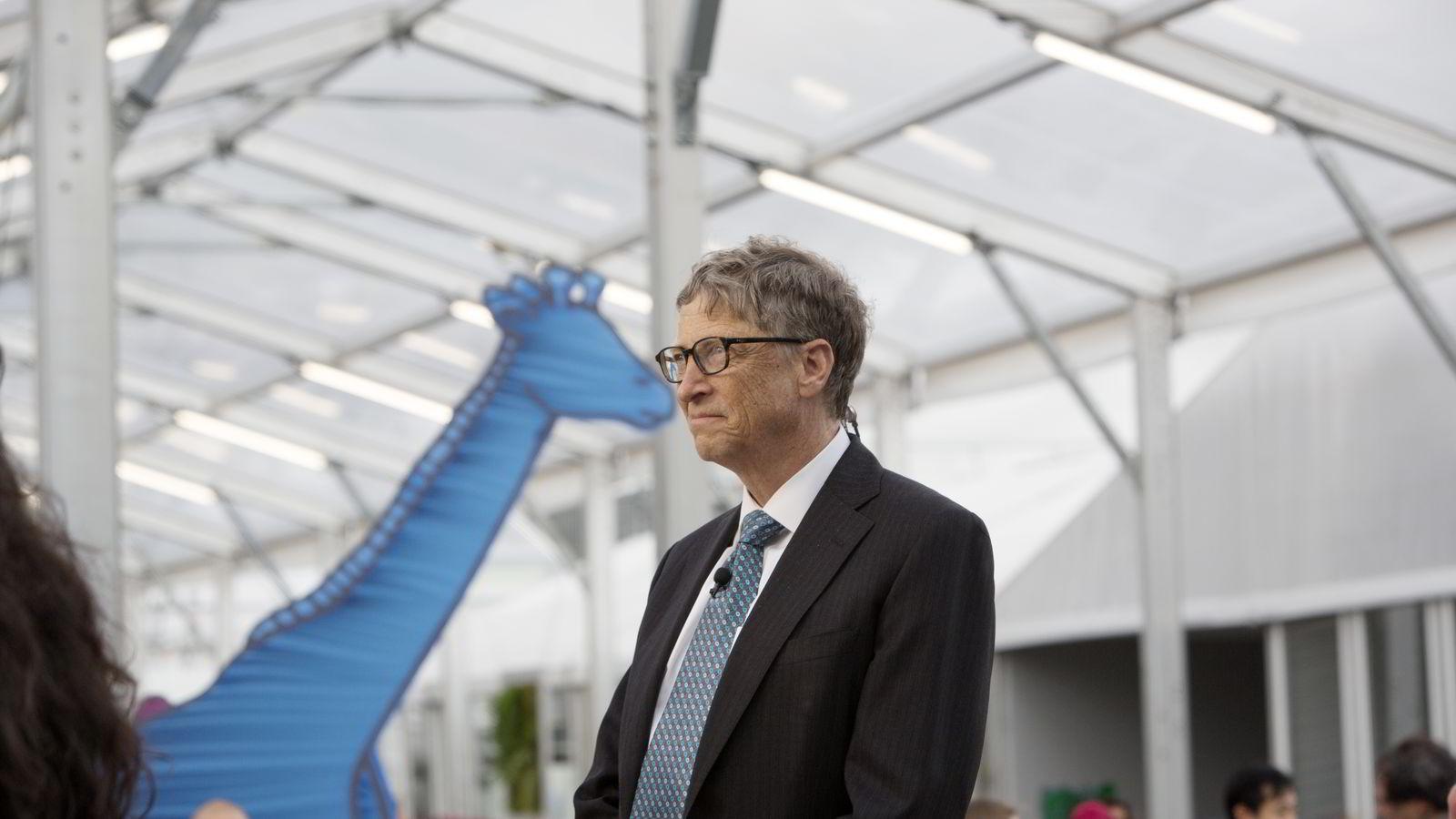 Bill Gates. Foto: