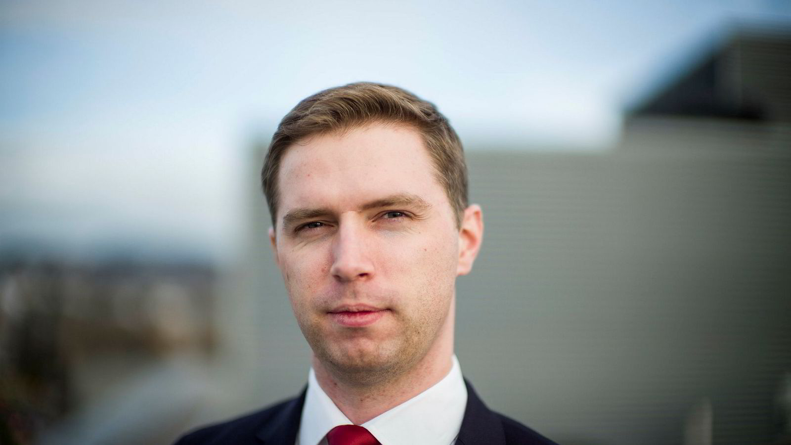Porteføljeforvalter Alexander Larstedt Lager i Arctic Fund Management var fjorårets vinner av DNs porteføljekonkurranse. Nå er han på ny med å kjempe om seieren.