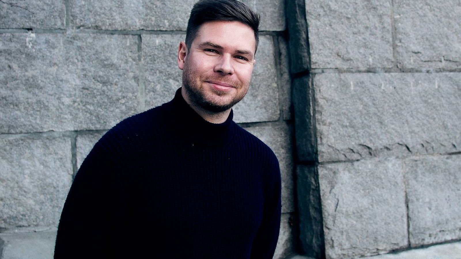 Kjartan Slette (38) er gründer i teknologiselskapet Unacast.