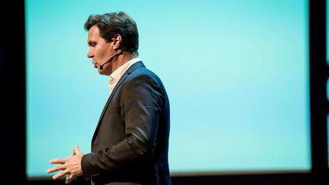 – Vi investerer betydelige beløp i havbruk og fiskeri. Vi må ha mer forutsigbare rammevilkår, sier Lerøys konsernsjef Henning Beltestad.