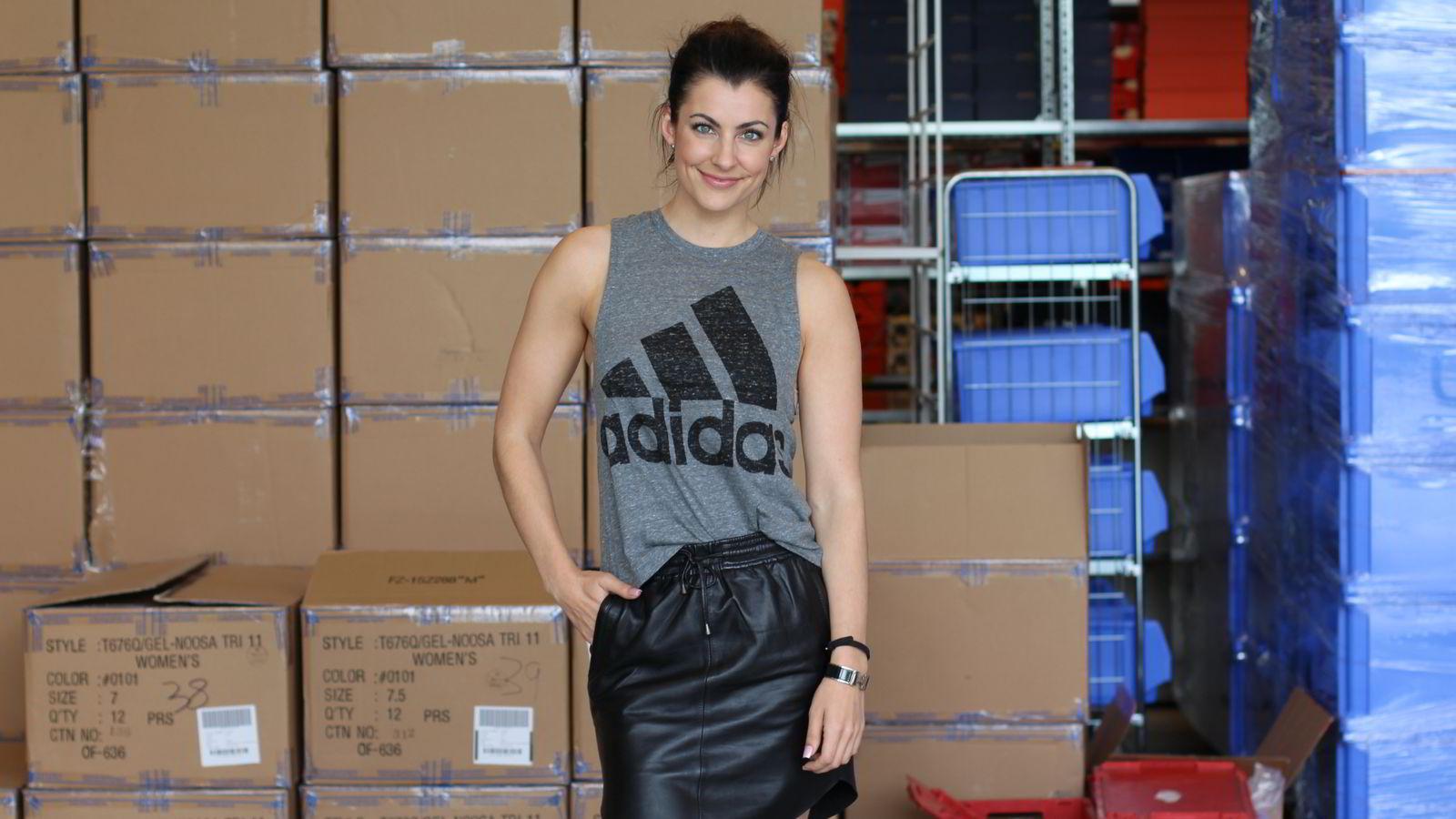 For syv år siden startet Silje Landevåg (31) nettbutikken Get Inspired, som selger treningsklær til kvinner. I år regner hun med å omsette for over 100 millioner kroner.