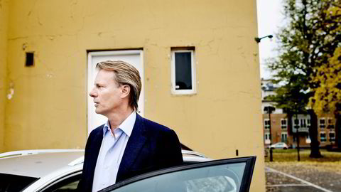 Johan H. Andresen kan ende opp med over 40 prosent av aksjene i Fjord Line dersom de fleste av dagens minoritetseiere vil selge. Foto: