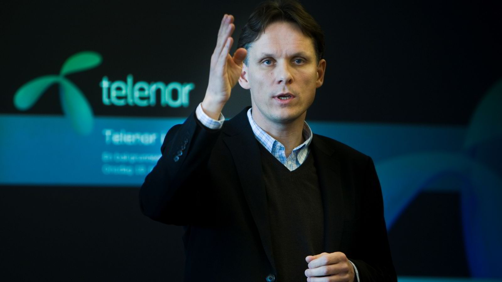 Kommunikasjonsdirektør i Telenor Group, Pål Kvalheim, sier det er myndighetene selv som har hovedansvaret for åpenhet om kommunikasjonskontroll.