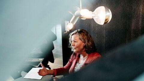 Administrerende direktør Berit Svendsen i Telenor Norge mener selskapet ikke har gjort noe galt.
