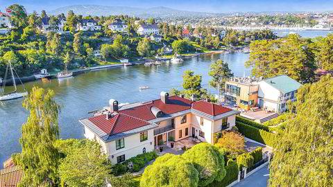 Villa med strandlinjer takseres likt som villa uten. Det gir uheldige utslag i eiendomsskatten.