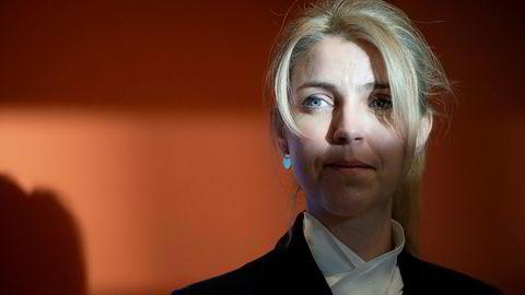 Sjefredaktør Alexandra Beverfjord i Dagbladet sier at nettstedet skal bli et friskt pust i finansjournalistikken.
