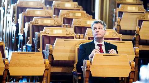 Stortingsrepresentant og tidligere justisminister Per-Willy Amundsen er bekymret for at det skal bli for få «etnisk norske» og vil endre barnetrygden slik at innvandrerfamilier ikke får mange barn.