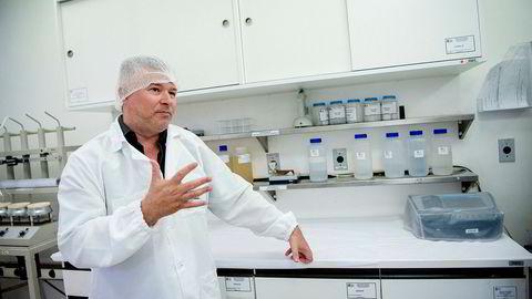 Forskningsjef Marcelo Lima ble torsdag frifunnet i et søksmål fra Hydro.