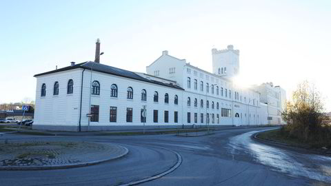 E.C. Dahls bryggeri i Trondheim. Foto: Pressefoto/Carlsberg
