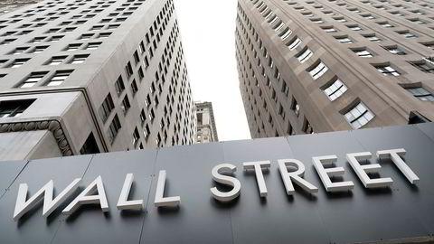 Wall Street stiger videre onsdag.