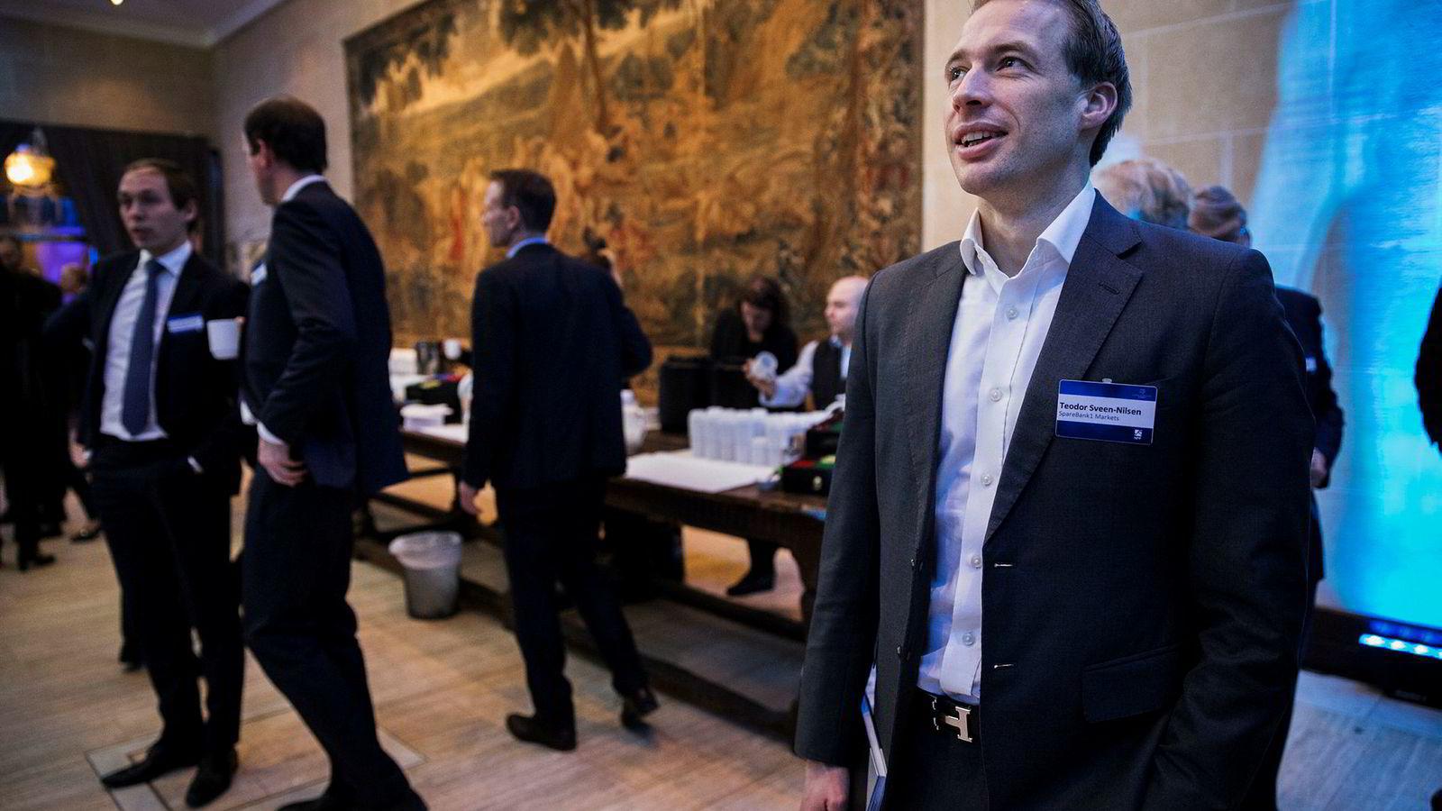 Oljeanalytiker Teodor Sveen-Nilsen i Sparebank 1 Markets har pekt ut et knippe selskaper han mener investorene burde fortsette å sitte posisjonert i.