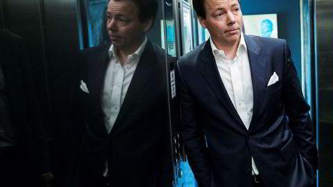 Konsernsjef Lars Sperre i Norske Skog hadde tirsdag den første samtalen med advokat Tom Hugo Ottesen i Kvale som er oppnevnt som bostyrer for konkursboet Norske Skogindustrier asa