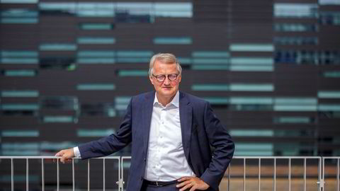 Rune Bjerke har vært konsernsjef i DNB siden 2007. Siden da har inntektene til banken økt fra 32 milliarder kroner til 50 milliarder kroner i 2018.