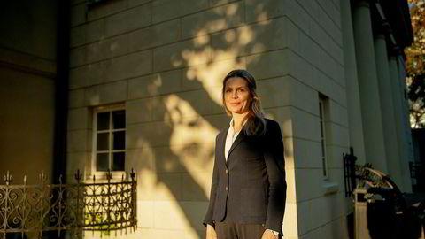 Hilde R. Storhaug er administrerende direktør i Norcod. Torsdag ble selskapet notert ved Merkur Markets, hvor det prises til rundt 830 millioner kroner.