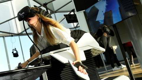 Produksjon av virtuelt innhold for annet enn spill vil ta seg opp i 2017. Alt fra nyhetsreportasjer til turistdestinasjoner og boligvisninger vil virtualiseres.