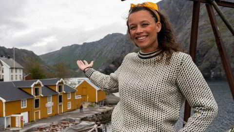 Caroline Krefting, Nusfjord