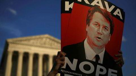 Den endelige avstemningen om høyesterettskandidaten Brett Kavanaugh kan skje lørdag, ifølge nyhetsbyrået AFP.