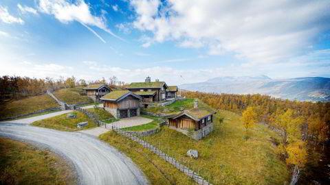 Hol i Hallingdal har landets dyreste fjellhytter med gjennomsnittspriser på 3,0 millioner kroner i perioden 2014–2017. Bildet er fra Geilo som ligger i Hol kommune.