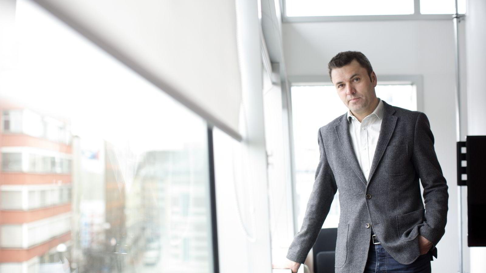 Forsker og rådgiver Jan Kristian Karlsen i selskapet Company Pulse AS har de siste årene jobbet mye med problemstillinger rundt det fleksible arbeidslivet. Foto: