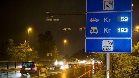 Snart må også elbiler betale bompenger i Oslo.