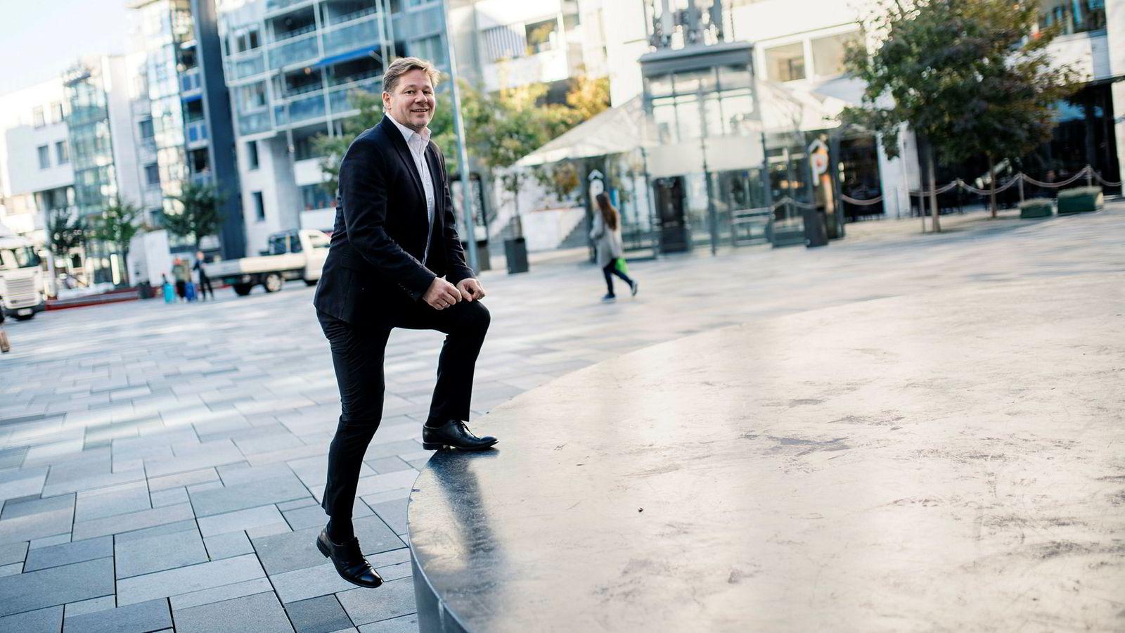 – Vi har allokert pengene riktig til de riktige sektorene, og har i tillegg vært heldig med valget av enkeltselskaper, sier forvalter Lars Erik Moen i Danske Capital.