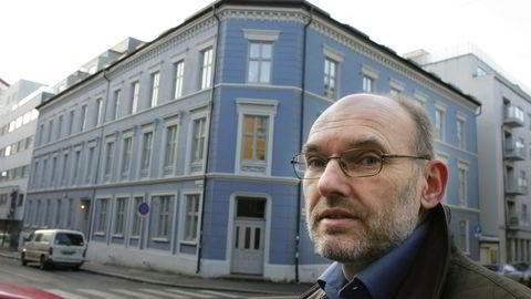 Administrerende direktør Thor Eek i Norske Boligbyggelags Landsforbund. Foto: Jon Hauge
