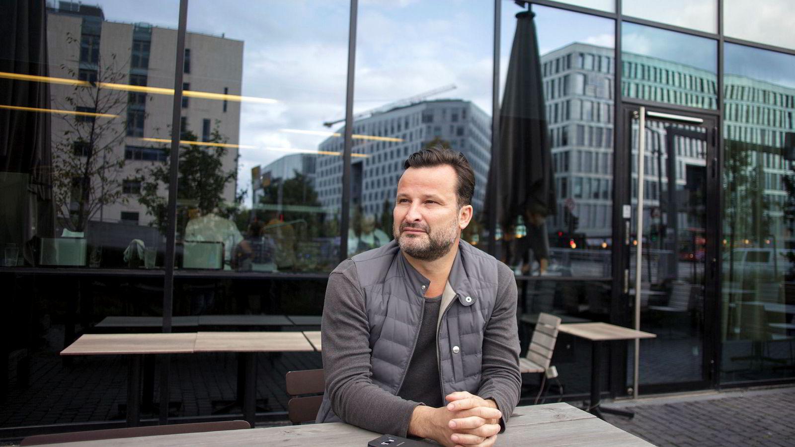 Seriegründer Are Traasdahl innledet et korstog mot epost, og fikk en ny og bedre jobbhverdag,