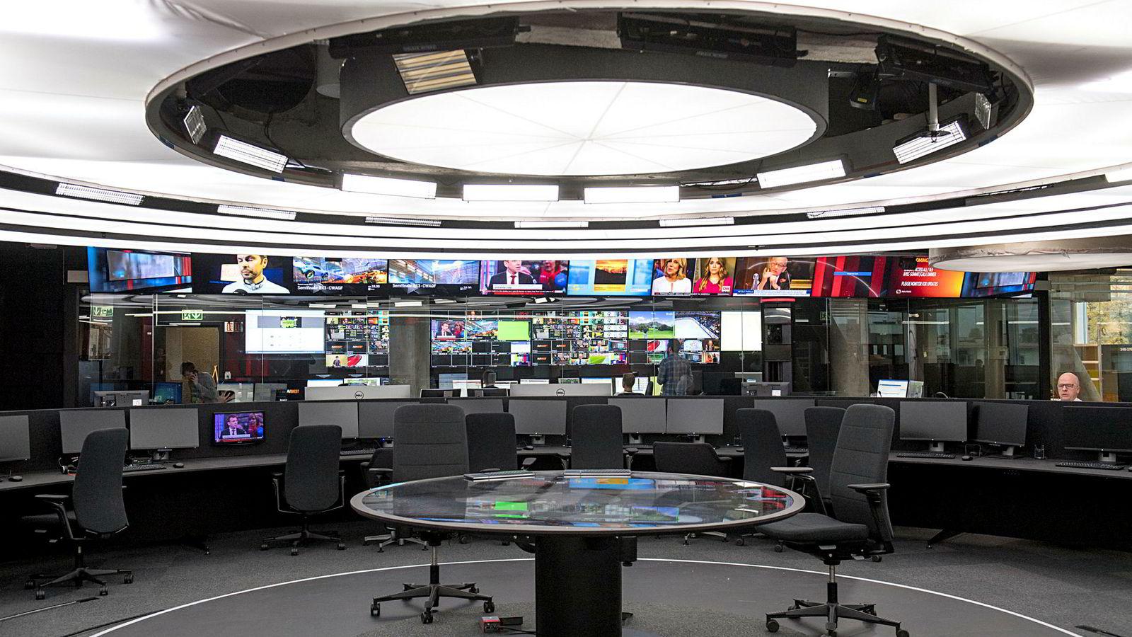 TV 2s hovedkontor i Media City Bergen er i løpet av det siste året blitt rammet av underslag fra en ansatt og grovt tyveri fra en frilanser.