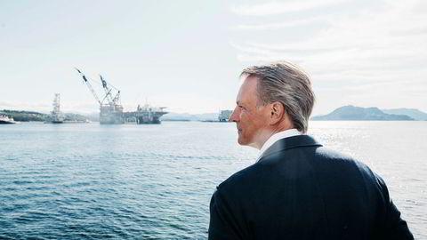Johan H. Andresen, som er leder i Etikkrådet for Oljefondet, mener alle redere har et ansvar for hvordan båtene deres skrapes.