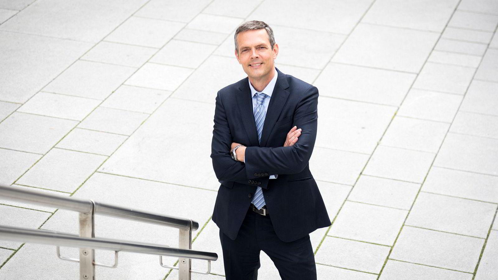 Råvareanalysesjef Bjarne Schieldrop i SEB.