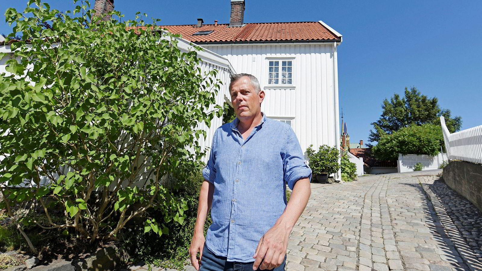 – De sa det så lyst ut for søknaden med hensyn til støtte. Det føltes godt, vi var jo ikke klar over at vi hadde en så god søknad, sier Tor Laukvik, daglig leder i helseteknologiselskapet Bliksund, om møtet med konsulentselskapet Nofas i 2014.