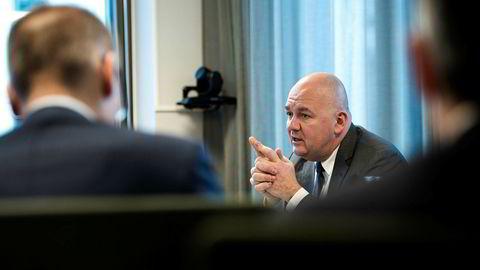 Konsernsjef Stéphane Boujnah i Euronext hadde de første samtalene med Oslo Børs så tidlig som for nær et år siden.
