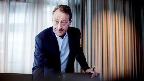 Kid største aksjonær, Bjørn Rune Gjelsten, har på få minutter en papirgevinst på flere titall millioner på børsoppgangen onsdag.