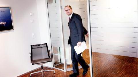 Danske Kim Gulstad tar over ledelsen av oppkjøpsfondet Nordic Capitals kontor i Oslo etter Tom Vidar Rygh. Foto: Per Ståle Bugjerde