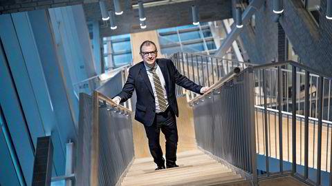 Forvalter Jarle Sjo forlater DNB Asset Management etter uenighet.