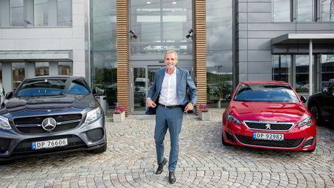 Marius Hayler har i tre år innehatt det som er blitt kalt ´den vanskeligste jobben i norsk bilbransje´ som sjef for forhandlerne til Bertel O. Steen. Nå er det slutt.