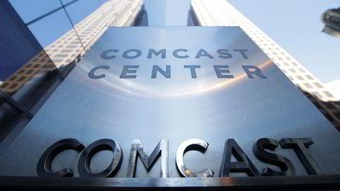 Comcasts budkrig med Disney er over. Foto: Matt Rourke/AP/NTB scanpix