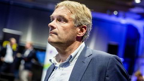 Telia-sjef Abraham Foss kutter 240 årsverk i Telia Norge.