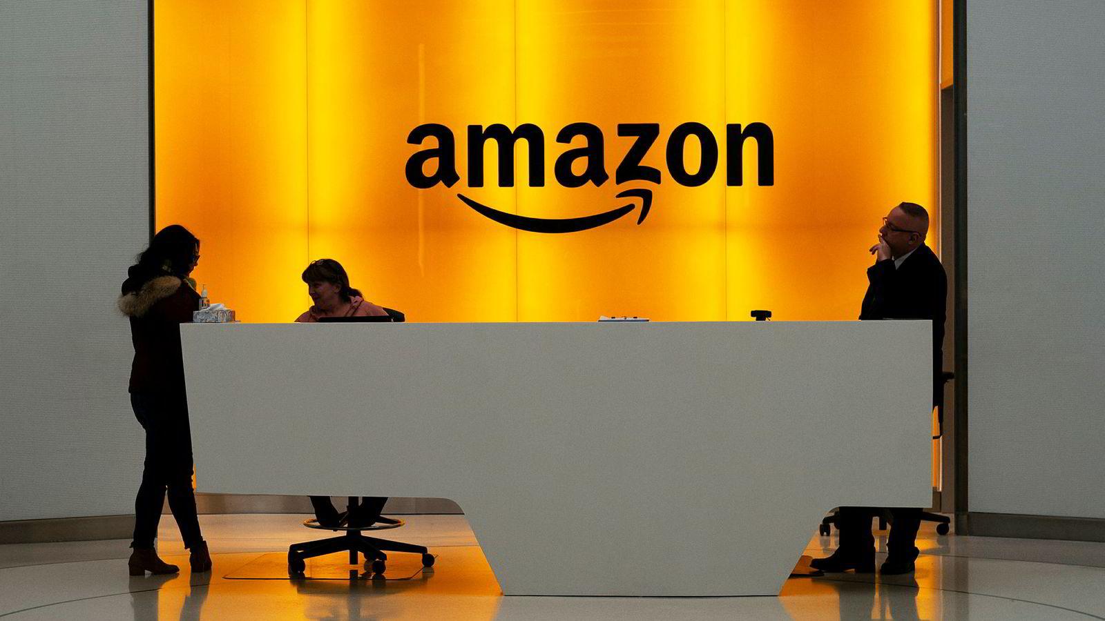 Netthandel og teknologiselskapet Amazon legger frem resultater sent torsdag kveld.