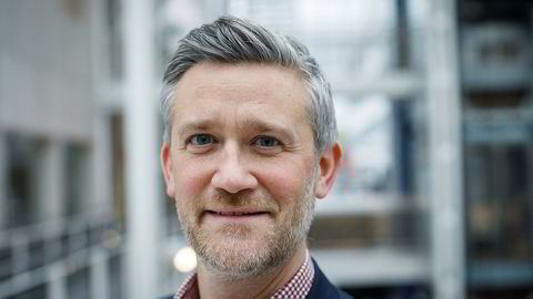 Finstart Nordic og Fronteer Solutions David Baum, daglig leder i Finstart Nordic, Sparebank 1 SR-Bank sitt selskap for investeringer i finansteknologi. ---