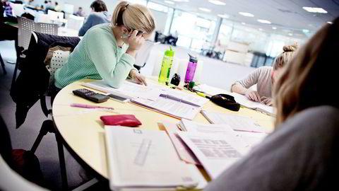 Få kontroll på prestasjonsangsten – og utnytt den til din fordel, for eksempel før en eksamen.