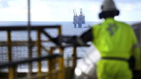 HSBC oppgraderer Statoil-aksjen fra hold til kjøp, ifølge TDN Finans. Her fra Gullfaks. Foto: