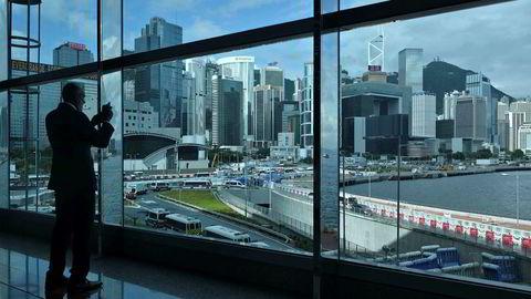 Demonstrasjoner og politisk uro har rammet finansbyen Hongkong hardt i sommer. Pessimismen råder i hva som har vært en trygg havn i en urolig region i over 150 år.