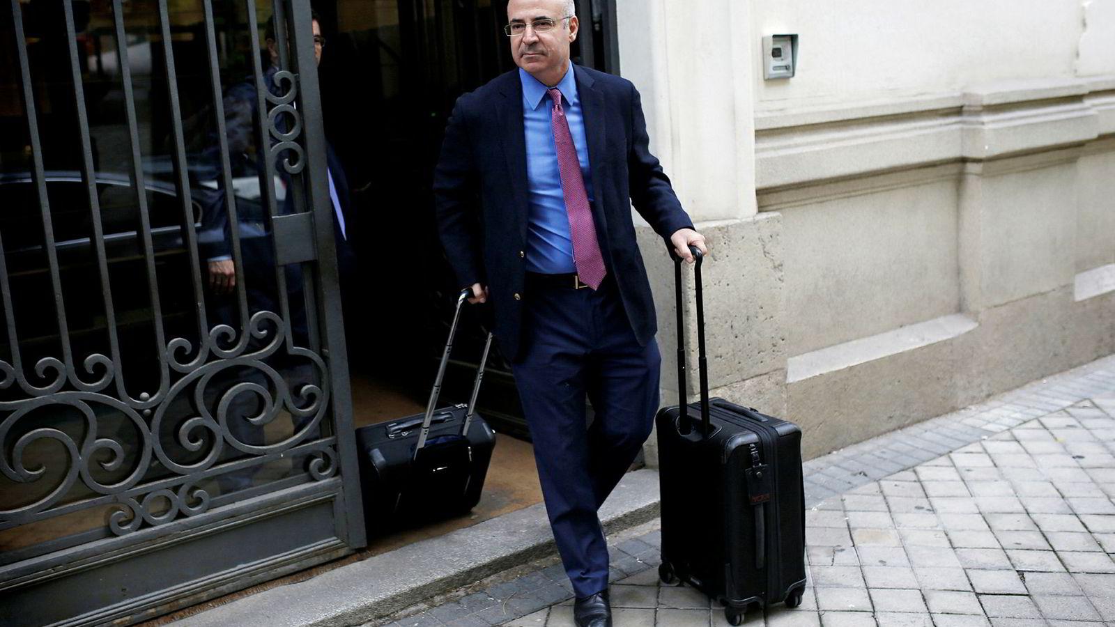 Korrupsjonsjeger Bill Browder langer ut mot både Økokrim og norske banker.
