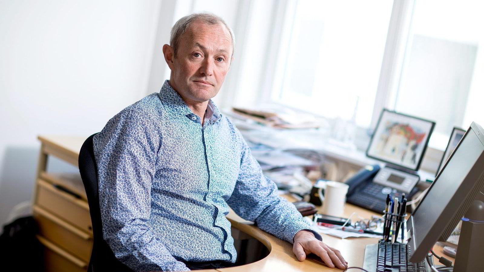 Thomas Spence og Norsk Journalistlag vil forbedre frilansjournalistenes situasjon.