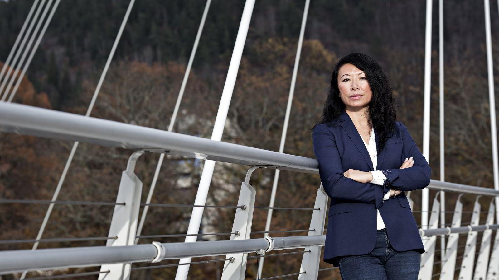 17b429cb Zhongying Kristoffersen har med selskapet Lion Healthcare Europe AS skaffet  seg millionkontrakt med det kinesiske markedet